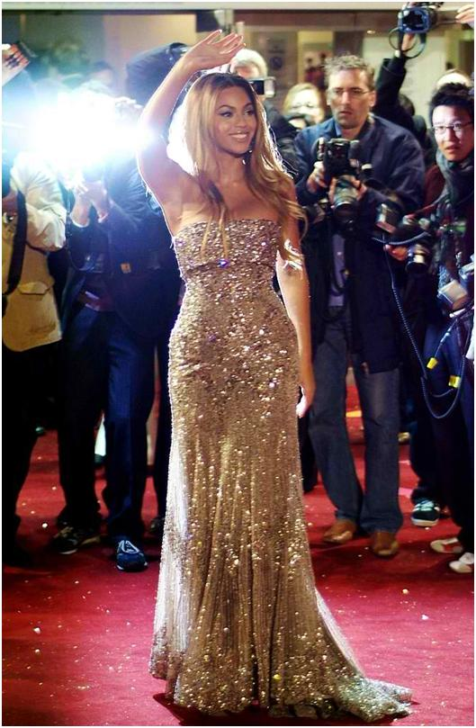 Beyonce The Most Powerful Woman