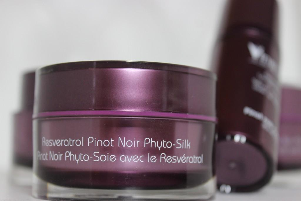 Vine Vera Resveratrol Pinot Noir Phyto-Silk