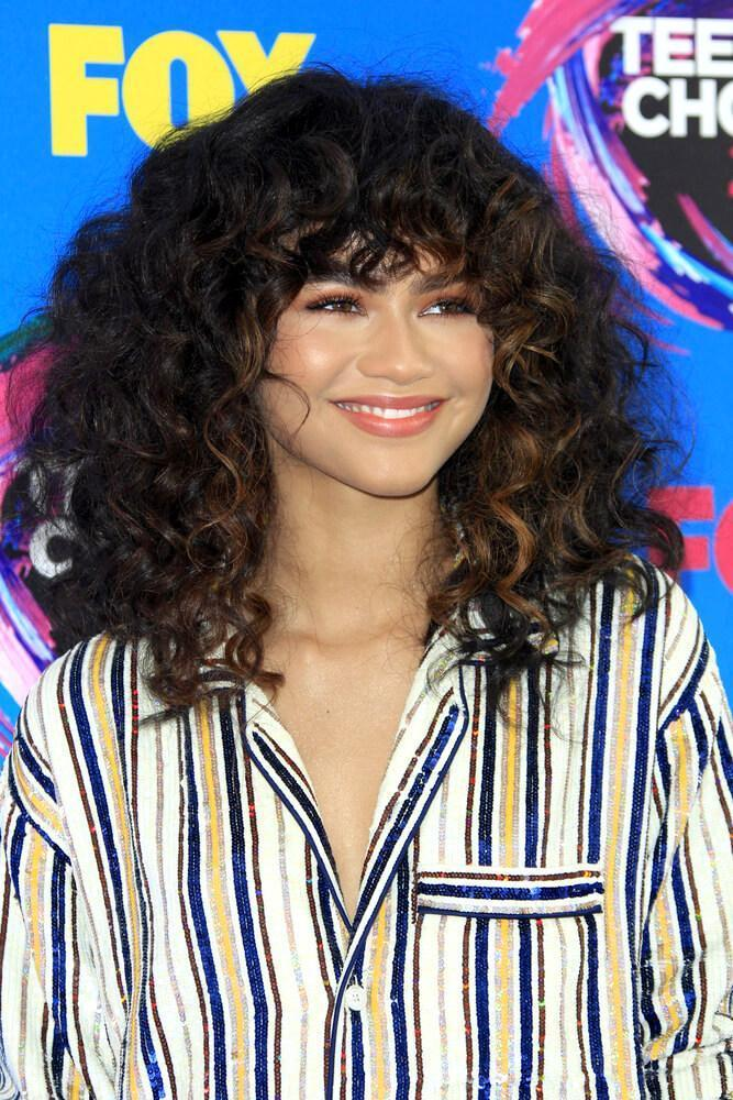 Zendaya at the Teen Choice Awards 2017 at the Galen Center on August 13, 2017 in Los Angeles, CA