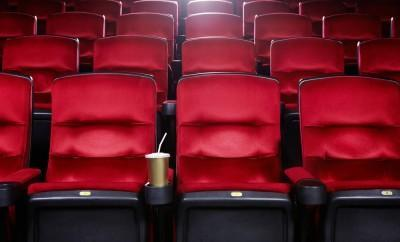 Movie theatre seats