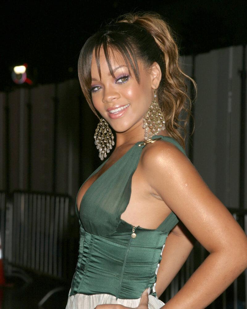 Rihanna's career debut