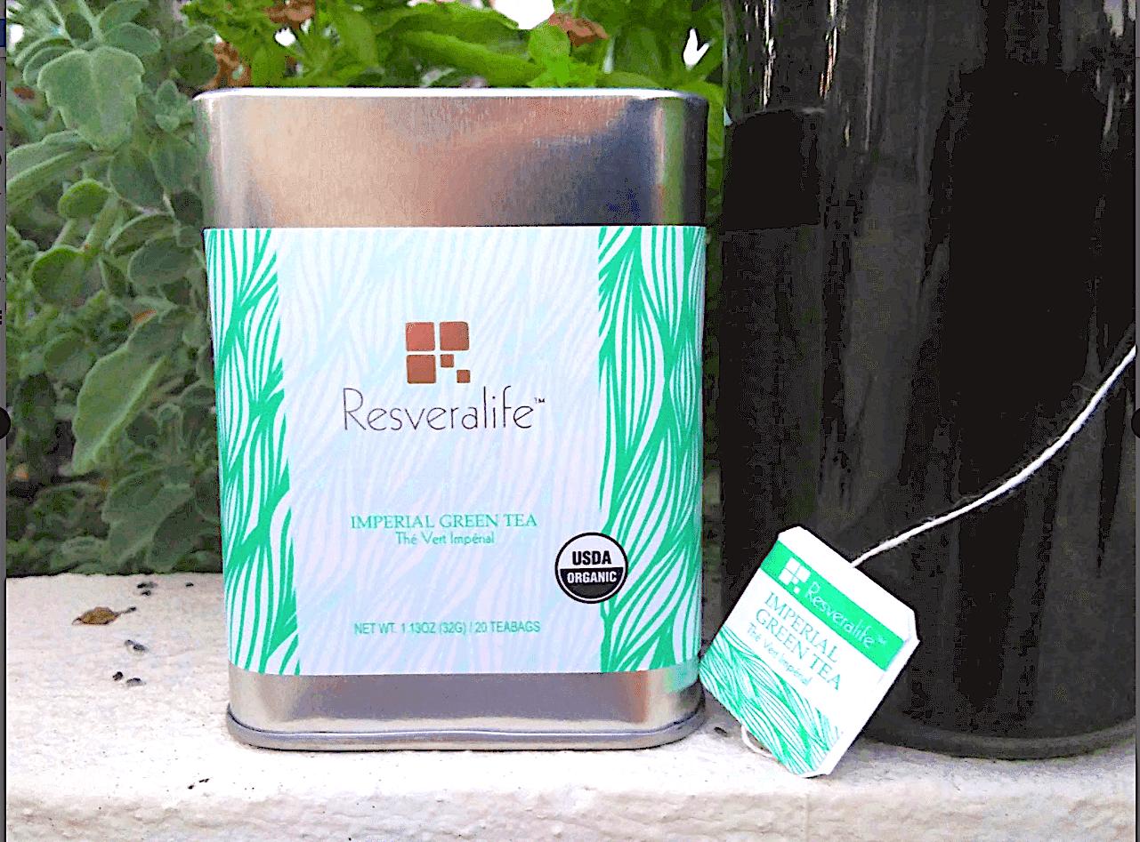 Resveralife Imperial Green Tea review