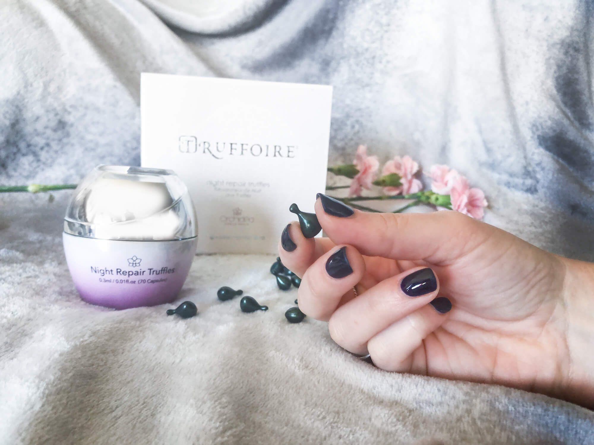 Truffoire skin capsules